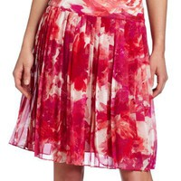 Jones New York Women&#x27;s Pleated Skirt