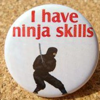 I Have Ninja Skills by BAYMOONSTUDIO