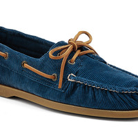 Sperry Top-Sider Men's Cloud Logo Authentic Original Corduroy 2-Eye Boat Shoe