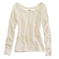 Aerie Classic Crew Neck | Aerie for American Eagle