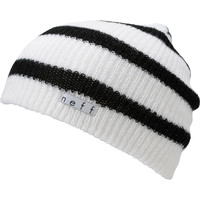 Neff Daily White & Black Beanie at Zumiez : PDP