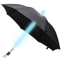 ThinkGeek :: Blade Runner Style LED Umbrella