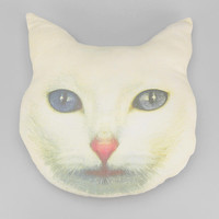 Urban Outfitters - Cat Face Pillow