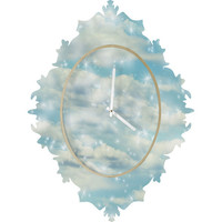 DENY Designs Home Accessories | Lisa Argyropoulos Dream Big Baroque Clock