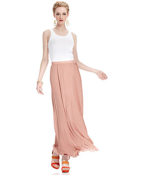 mm couture skirt pleated maxi juniors from macys