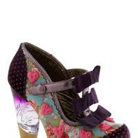 Irregular Choice Delightfully You Heel | Mod Retro Vintage Heels | ModCloth.com