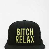 Urban Outfitters - Married To The Mob B!tch Relax Snapback Hat
