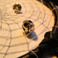 Black and White Dream catcher by LeatherCrafted on Etsy
