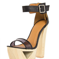Cut Out Open Toe Sandal | 2020AVE