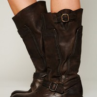Free People Sutton Zip Mid Boot