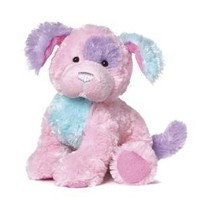 Webkinz Plush Stuffed Animal Cotton Candy Puppy