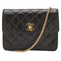 Chanel Vintage Mini Classic Quilted Bag - American Rag - farfetch.com