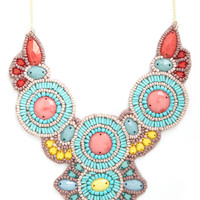 We've Got the Beads Necklace | Mod Retro Vintage Necklaces | ModCloth.com