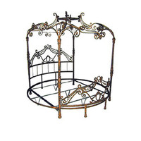 Regal King Round Canopy Bed