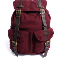 ASOS | ASOS Canvas Backpack at ASOS