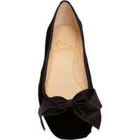 Christian Louboutin Minnie Flat at Barneys.com