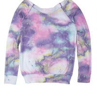 Galactic Flashdance Sweatshirt