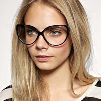 ASOS Cat Eye Glasses