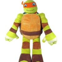 Ninja Turtle Stuffed Animal (Throw Pillow) Michelangelo:Amazon:Home & Kitchen