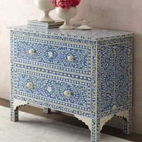 Hilliard Two-Drawer Chest