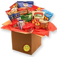 Military Care Package: Healthy Snacks Care Package