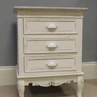 Country 3 Drawer chest - Melody Maison