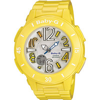 G-Shock BGA170-9B Neon Illuminator Yellow & White Watch at Zumiez : PDP