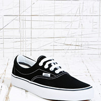 Vans Era Trainers in Black Twill at Urban Outfitters