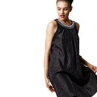 Sleeveless Trapeze Dress at Newport-News.com