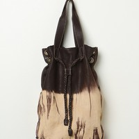 Free People Jagger Leather Tote