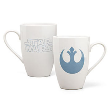 Star Wars Rebel Logo Mug