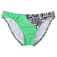 Junior's Tribal Print Hipster Swim Bottom -Assorted Colors