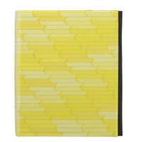 Honeycomb Padfolio iPad Folio Cover