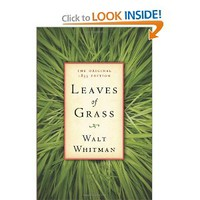 Leaves of Grass: The Original 1855 Edition [Paperback]