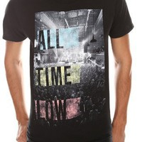 All Time Low Live Shot Slim-Fit T-Shirt 2XL