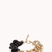 Modernist Curb ChaIn Bracelet