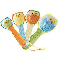 Product Details - Owl Measuring Spoon Set