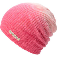 Spacecraft Aurora Pink Dip Dye Slouch Beanie at Zumiez : PDP