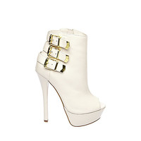 Steve Madden - ARGENTNA BONE LEATHER