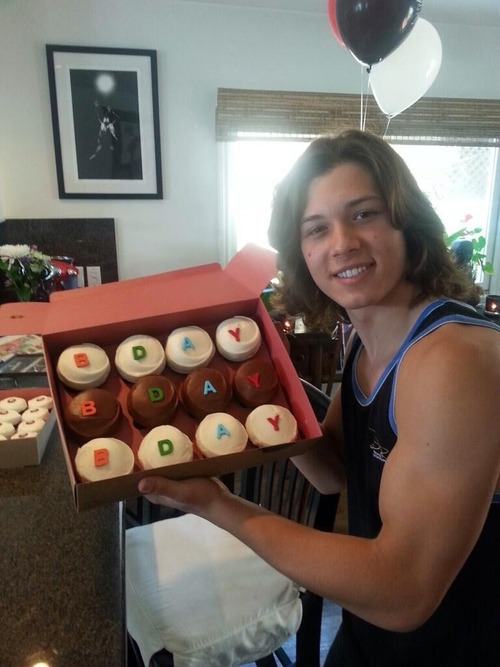 Leo Howard Muscles leo howard 2013...