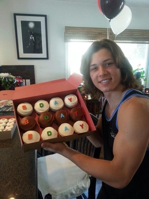 Leo Howard Muscles 2013 Leo howard muscles