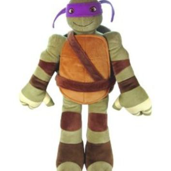 Nickelodeon Teenage Mutant Ninja Turtles Pillowtime Pal Pillow, Donatello
