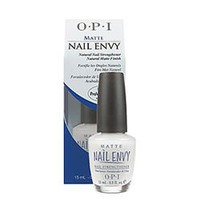 Opi Opi Matte Nail Envy Natural Nail Strenghener .5:Amazon:Beauty