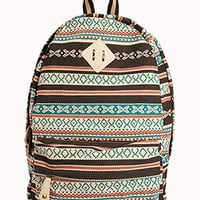 Southwestern Canvas Backpack