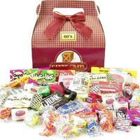 Candy Crate 1960's Retro Candy Gift Box:Amazon:Grocery & Gourmet Food