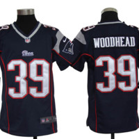 Whole Sale Youth Nike New England Patriots 39 Danny Woodhead Game Team Color Jersey - Online Coupons Discount For Cheap