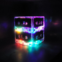 MixTape Multicolor LED Light by BreakTheRecord on Etsy