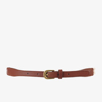 Wool-Blend Woven Belt