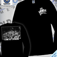 "Cold Cuts Merch - The Wonder Years ""Came Out Swinging Live"" Long Sleeve"