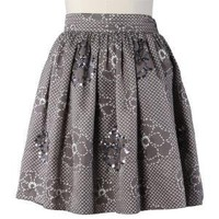 floral fantasy sequin skirt - $41.99 : ShopRuche.com, Vintage Inspired Clothing, Affordable Clothes, Eco friendly Fashion